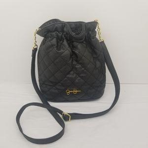Jessica Simpson Small Black Shoulder Bag